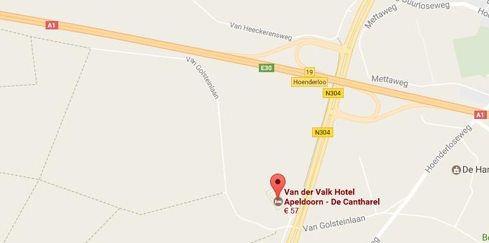 vd Valk Apeldoor langs snelweg A1/E30